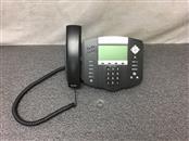 Polycom SoundPoint IP 550 Digital Phone - No Power Supply
